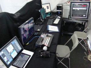 Video Village - Two switcher configuation