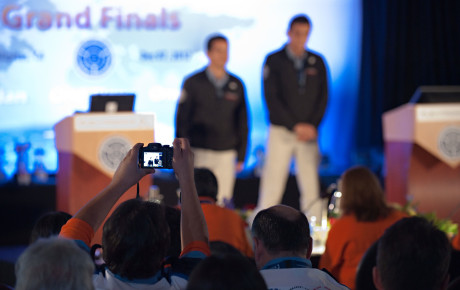 18 teams from various continents compete for top honors in this global event.